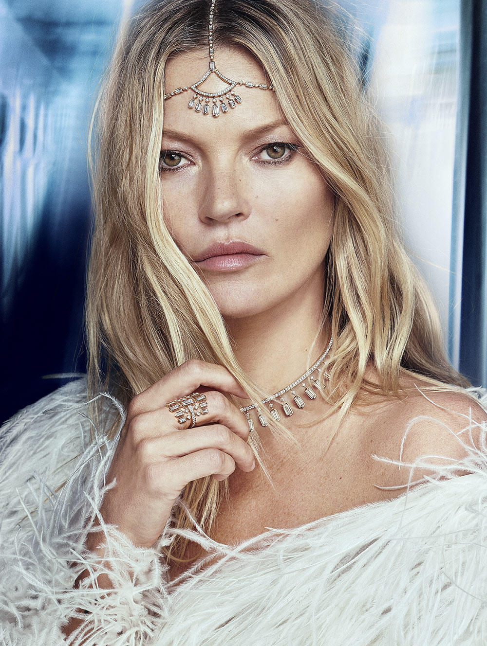 Haute Joaillerie Messika by Kate Moss – les Coulisses