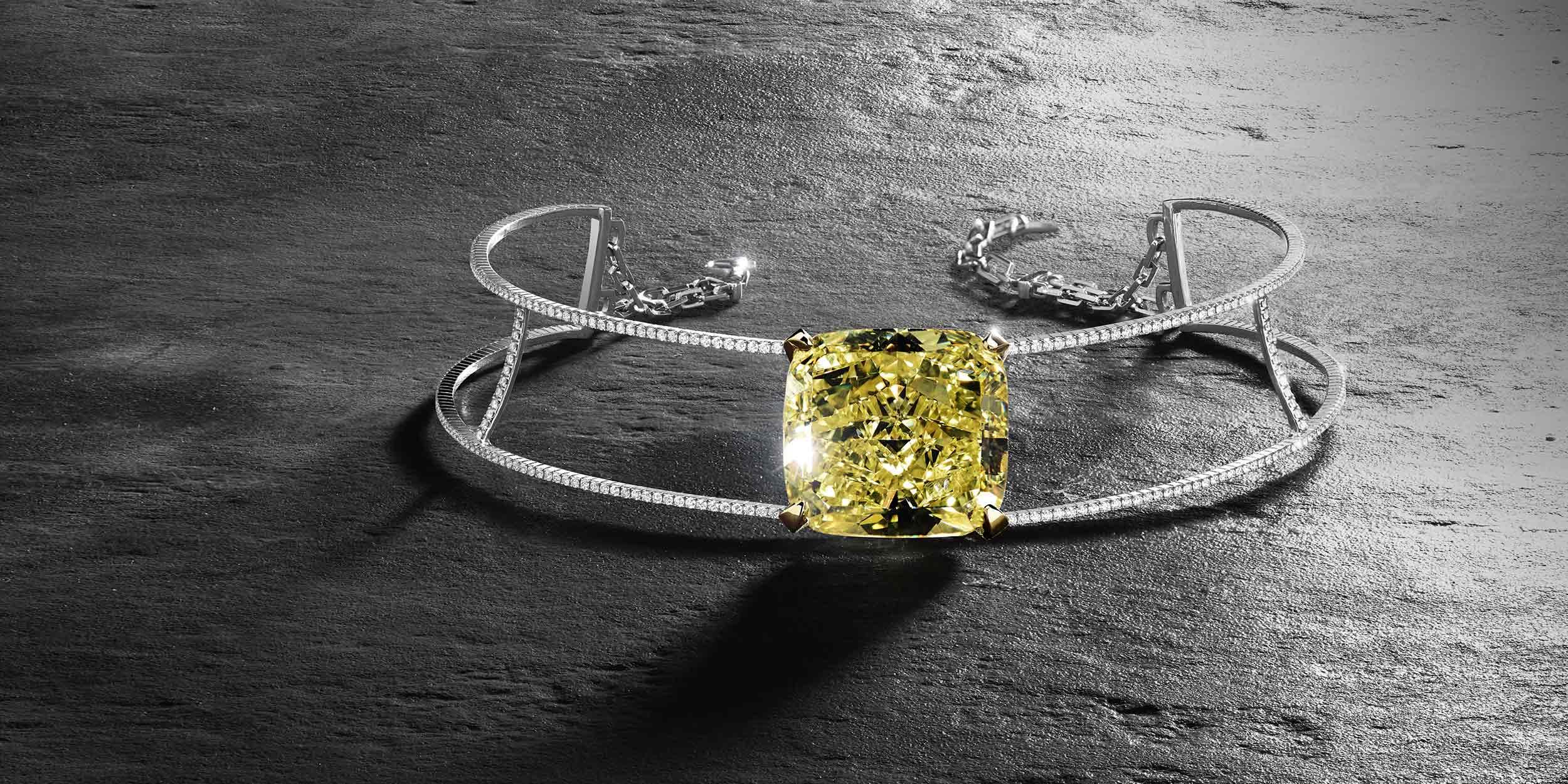 Le diamant en héritage